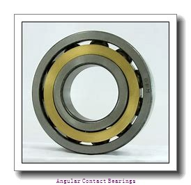 RHP LJT 1-1/2M Angular Contact Bearings
