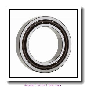 55 mm x 120 mm x 49.2 mm  Rollway 3311 Angular Contact Bearings