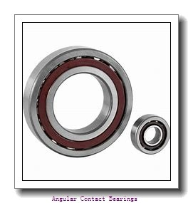 100 mm x 215 mm x 82,6 mm  FAG 3320-M Angular Contact Bearings