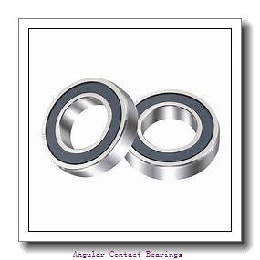 MRC 5209CZZ Angular Contact Bearings