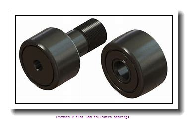 McGill MCF 52 B Crowned & Flat Cam Followers Bearings