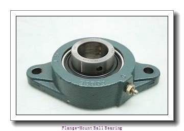 Dodge F4B-SC-207-FF Flange-Mount Ball Bearing