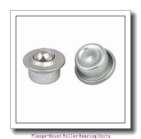 3.4375 in x 7.0000 in x 9.2500 in  Rexnord AZEF2307 ND Flange-Mount Roller Bearing Units