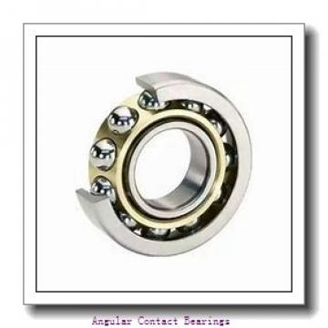 45 mm x 100 mm x 1.5630 in  SKF 3309 A/W64 Angular Contact Bearings