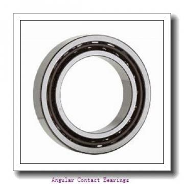 25 mm x 62 mm x 25.4 mm  Rollway 3305 2RS Angular Contact Bearings