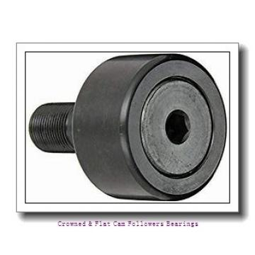 Smith BCR-1-1/2-C Crowned & Flat Cam Followers Bearings