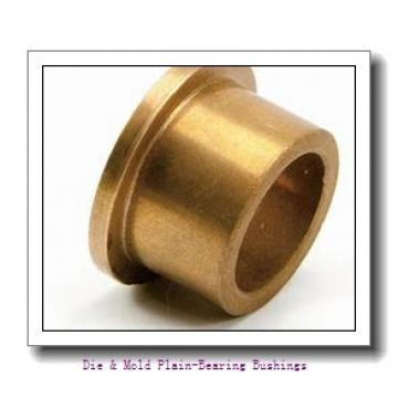 Garlock Bearings GF3842-024 Die & Mold Plain-Bearing Bushings