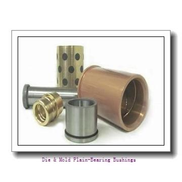 Garlock Bearings 1225DU Die & Mold Plain-Bearing Bushings