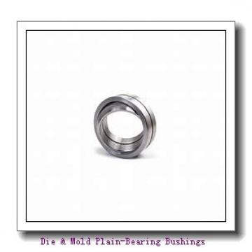 Garlock Bearings GF6068 Die & Mold Plain-Bearing Bushings