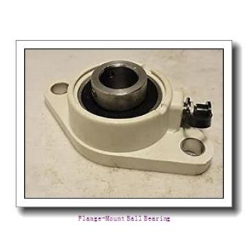 2.9375 in x 6.0000 in x 7.7500 in  Dodge F4BDL215 Flange-Mount Ball Bearing