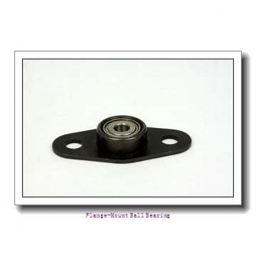 Dodge F4B-GTEZ-108-PCR Flange-Mount Ball Bearing