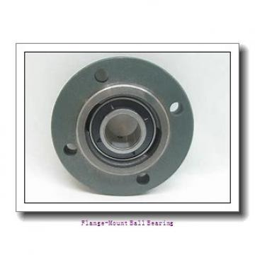Dodge F4B-DLEZ-107-SHCR Flange-Mount Ball Bearing