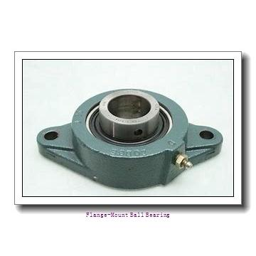 Dodge F4B-SCEZ-115-SHSS Flange-Mount Ball Bearing