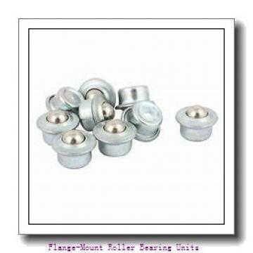 1-3/8 in x 3.5000 in x 4.6300 in  Dodge F4BE106R Flange-Mount Roller Bearing Units