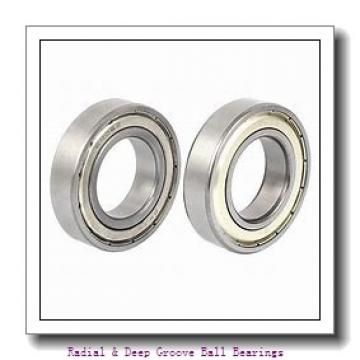 MRC 87506 Radial & Deep Groove Ball Bearings