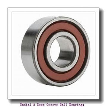 40 mm x 80 mm x 18 mm  Timken 208KDD Radial & Deep Groove Ball Bearings