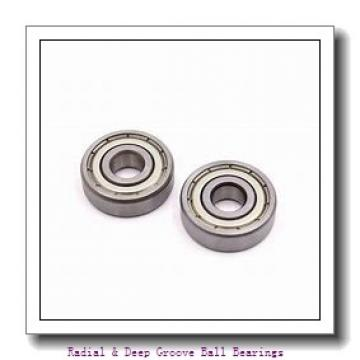MRC 203SFF31 Radial & Deep Groove Ball Bearings
