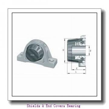 Garlock 29502-4316 Shields & End Covers Bearing