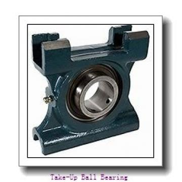 AMI UCTPL208-24MZ2CW Take-Up Ball Bearing