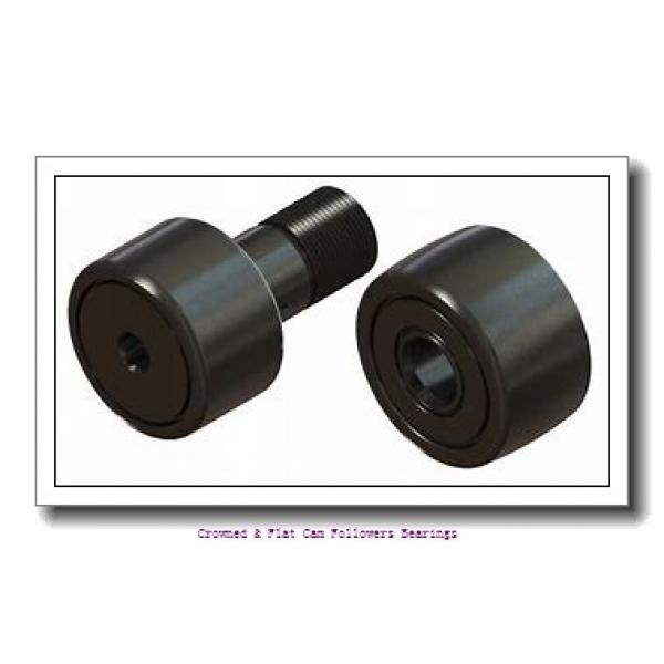 Smith CR-5/8-XB-SS Crowned & Flat Cam Followers Bearings #2 image