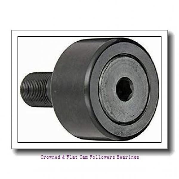 Smith BCR-2-3/4-XC Crowned & Flat Cam Followers Bearings #1 image